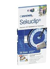 Die Speichenreflektoren Sekuclips 80 mm des Herstellers 3M SCOTCHLITE sorgen für zusätzliche Sicherheit auf dem Fahrrad. Die hohe Signalwirkung der Sekuclips sorgt dafür, dass Sie in der Dämmerung und in der Dunkelheit besser von anderen Verkehrsteil...