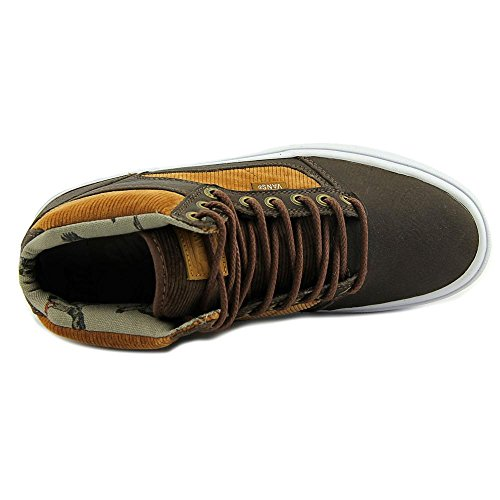 Vans Sneaker Alta M Bedford Marrone scuro