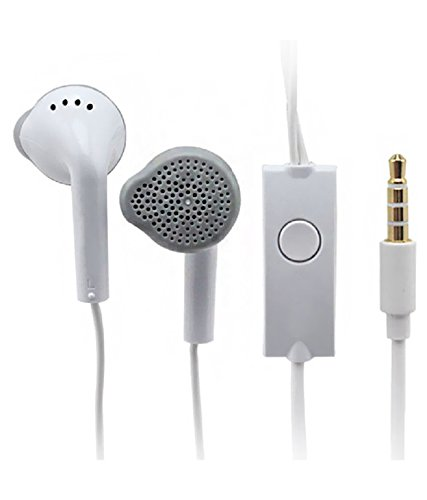 JIYANSHI stylish earphone white Compatible with Karbonn Kphone K1  available at amazon for Rs.299