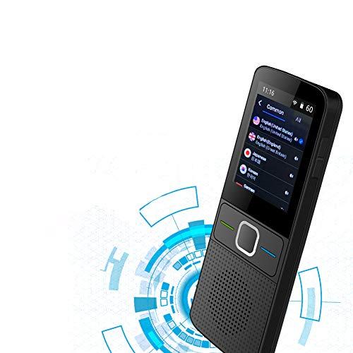 KAR Intelligent Voice Translator 137 Language Translator Intelligente Traduttore Non in Linea in Tempo Reale di Smart Voice Translator Portable Offline