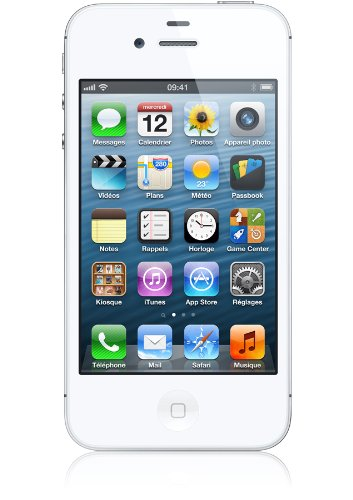 Ofertas movil Apple iPhone 4S 8GB Blanco