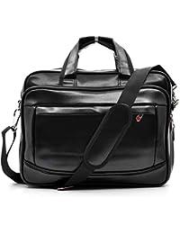 f833661c1d tracolla uomo borsa COVERI SPORT SPORTIVA VINTAGE MADE ITALY PORTADOCUMENTI  pelle grande elegante nero passeggio lavoro