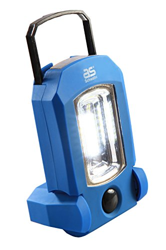 as - Schwabe LichtFabrik 42803 LED-Akku Handlampe EVO 1 COB-LED