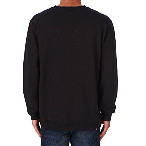 Herren Sweater DC Star Crew Sweater Black