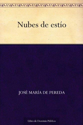 Nubes de estío por José María de Pereda
