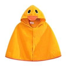 Baby-Bekleidung Baby-Mantel-Schal dicke Decken Entlein Umhang