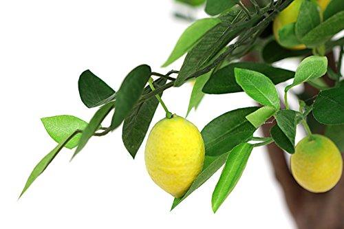 Closer2Nature Artificial 6ft Lemon Tree - Portofino Planter Not Included