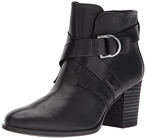 ECCO Womens Shape 55 Riding Boot, Black/Black, 36 M EU/5-5.5 B(M) US 3.5 UK