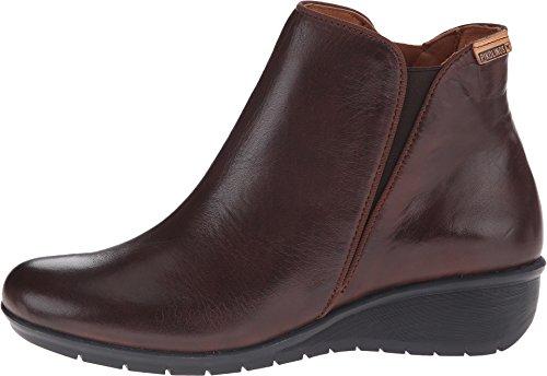 Pikolinos Victoriaville W8C-8547 - Damen leder bootsschuhe Olmo (braun) 6sHdegjLS