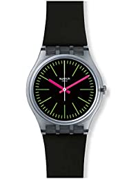 Swatch Damen-Armbanduhr Fluo Loopy GM189