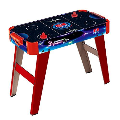 Guaranteed4Less Folding Football Table Pool Air Hockey Gaming Game Sports Foosball Indoor Soccer (Hockey Table)