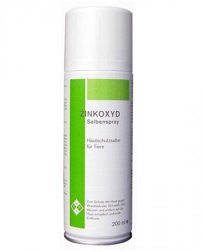 Zinkoxyd-Salbenspray 200ml