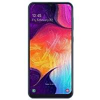 Samsung Galaxy A50 SM-A505 Akıllı Telefon, 64 GB, Prizma Mavi (Samsung Türkiye Garantili)