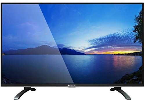 Micromax 40 Inches Full HD LED TV (40A6300, Black)
