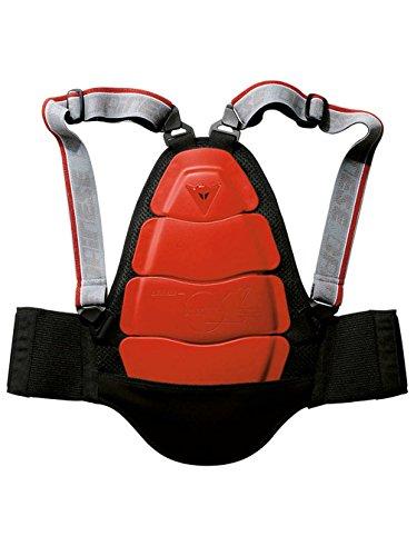 Dainese Rückenprotektor Kid Shield Junior (Größe: 110-122, Farbe 330 rot, 5 Schalenelemente)