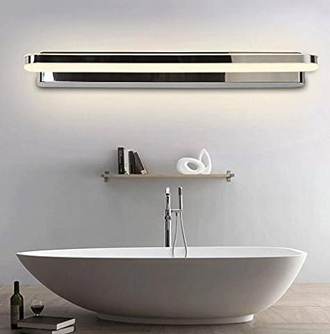 San Tai@LED Spiegelleuchte,Schranklampe Badlampe,Badleuchte Wandleuchte,Wand Spiegellampe,Beleuchtung mit Schalter,E27/E14,Leuchtmittel Typ:LED Lichter,Stil:
