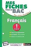 Mes Fiches pour le BAC Français 1re L-ES-S...