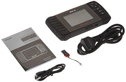iCarsoft MB Idiagnostic device, Benz diagnostic error, reand clear, oil  service, reset SBC reset, DPF reset, OBD2