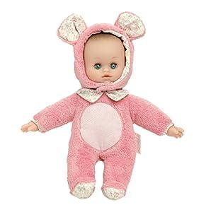 Petitcollin 28 cm souricette Anibabies muñeca
