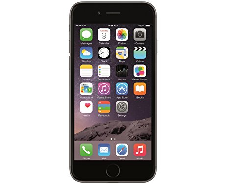 Apple iPhone Plus FaceTime Space - Apple iPhone 6 Plus With FaceTime - 64GB, 1GB, 4G LTE, Space Gray