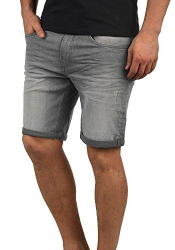 BLEND 20701976ME Jeans Shorts, Größe:M;Farbe:Denim grey (76205) -