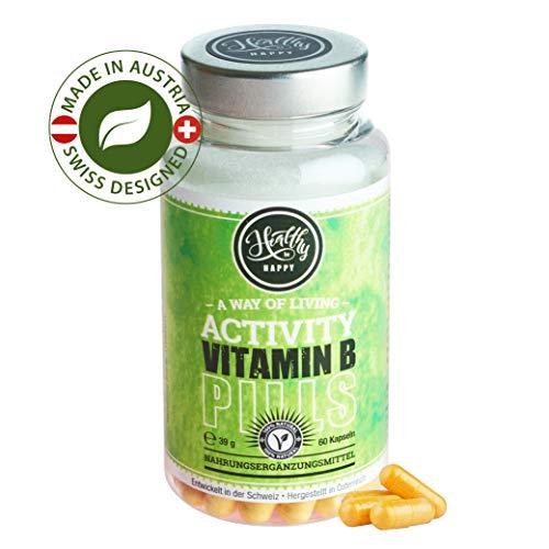 Vegan Vitamin B Natürlich - 60 Kapseln