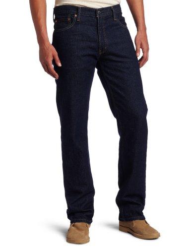 Levi's 505 Regular Fit Jean, Hombre (Levi's 501 con cremallera) (W36/L34 (ES 46), Rinse)