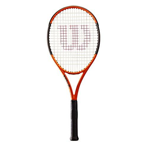 Wilson Burn 100Countervail edición Limitada Raqueta de Tenis, Color Naranja/Negro, Anaranjado