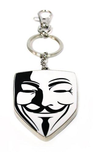 V per Vendetta - Key Mascara 22% 22% (SD Giocattoli SDTWRN89132)