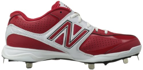New Balance - 4040 Chaussures pour hommes Red With White