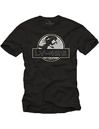 Tee Shirt Alien Homme - LV 426 Conventant - Xenomorphe Tshirt Cadeau Geek