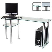 Computertisch glas  Suchergebnis auf Amazon.de für: Computertisch PC Tisch ...