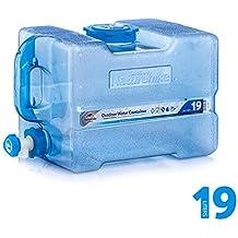 332 Page ANN Agua Bidón Agua Potable dispensador de Agua portátil con Grifo/caño de