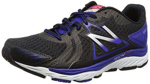 New Balance Men 670v5 Fitness Shoes, Black (Black), 8.5 UK 42 1/2 EU