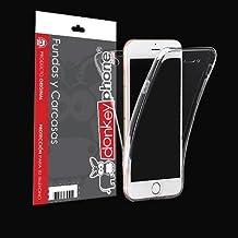 Donkeyphone 360UT002 - Funda 360 doble delantera y trasera gel para Apple IPhone 6 Y 6S (silicona completa ultra fina) transparente