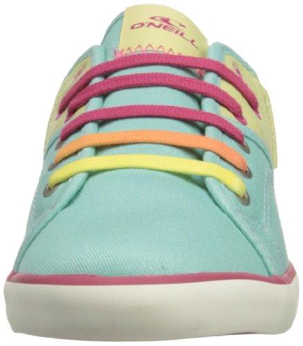 O'Neill - Scarpe da ginnastica, Donna Multicolore (Azur)