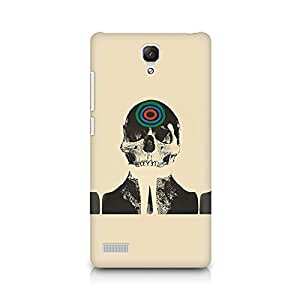 RAYITE Skull Target Premium Printed Mobile Back Case For Xiaomi Redmi Note back cover,Xiaomi Redmi Note back cover 3d,Xiaomi Redmi Note back cover printed