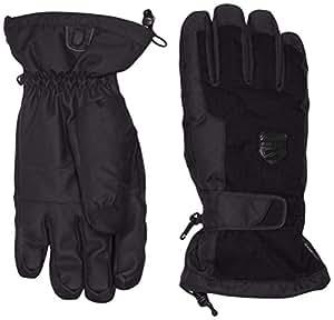 Ziener gants pour homme stam aS gants de ski 8,5 Noir - noir