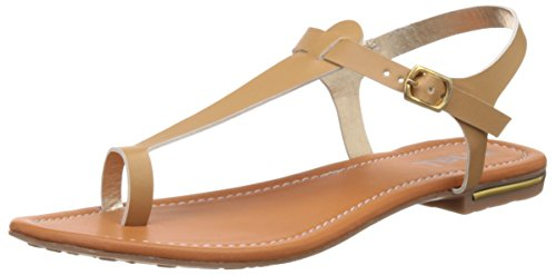 Nell Women's Beige Fashion Sandals - 4 UK/India (37 EU)(GD-811 BEIGE)  available at amazon for Rs.249