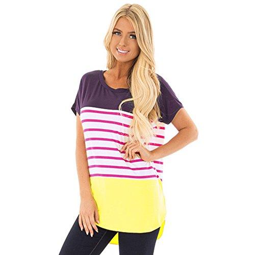 Unbekannt Lady 's Lounge - t - Shirt,l (Lounge L/s Womens Shirt)