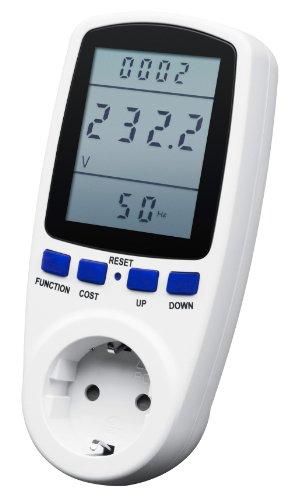 X4-LIFE Inspector III Corriente alterna medidor de coste energético - medidores de...
