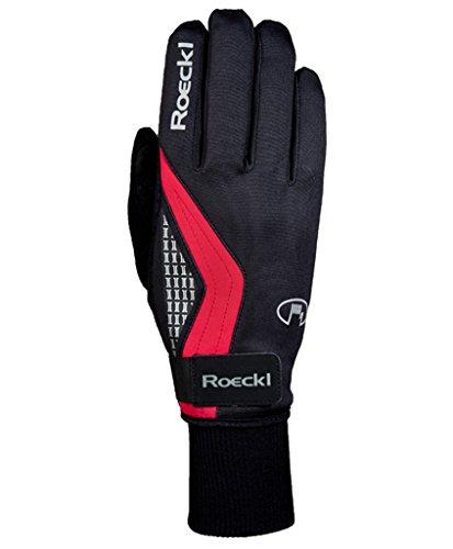 Roeckl sports - Gants - Homme col.004 schwarz/rot