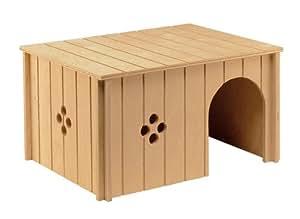 Ferplast Maison en bois Sin - XL