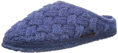 Giesswein Niederfell 60/10/42762-527, Damen Pantoffeln, Blau (jeans 527), EU 46