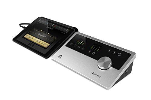Apogee QUARTET USB 2.0 Audio-Interface (24-Bit/192 kHz, 4 symmetrische analoge Eingänge) - 8