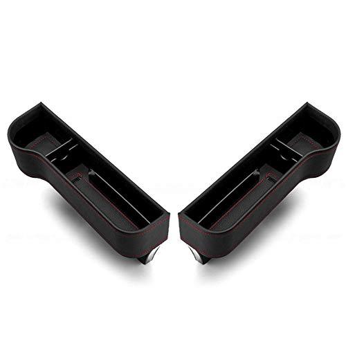 Aufbewahrungsbox für Auto Seat Catcher Gap - Cup Handyhalter Fall Container Organizer Portable multifunktionale Auto Zubehör für Auto, SUV, Minivan, LKW & Indoor