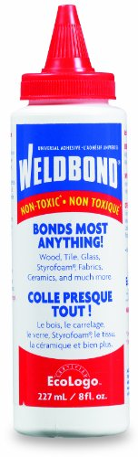 WELDBOND Universal Adhesive Glue 227ml - 8oz