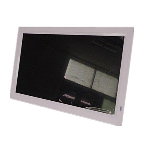 Digitale Bilderrahmen 15 Zoll Digitaler Fotorahmen u. HD Videorahmen mit Bewegungssensor Ultra dünner schmaler Wand (Digitaler Bilderrahmen 15 Im)