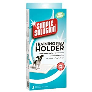 Simple Solution Puppy Training Pad Holder 13