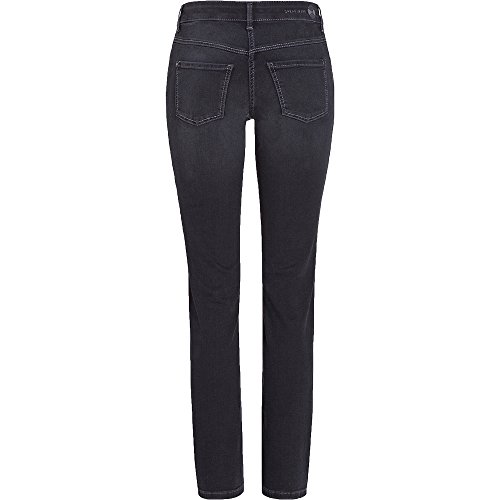 MAC Damen Straight Leg Jeanshose Dream D925 soft black used